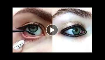 Top Different Eyeliner Styles Compilation